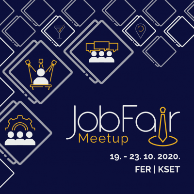 Job Fair Meetup: započnite karijeru...