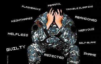 """Combating PTSD with..."
