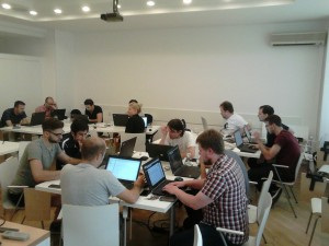 MORUS internal workshop