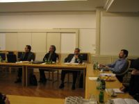 Kisek local meeting in Zagreb