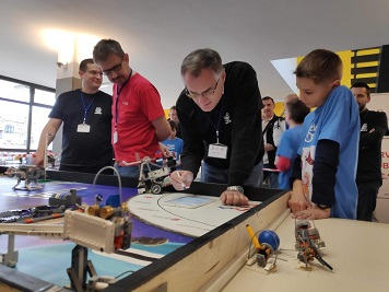 Najava FIRST LEGO League natjecanja u...