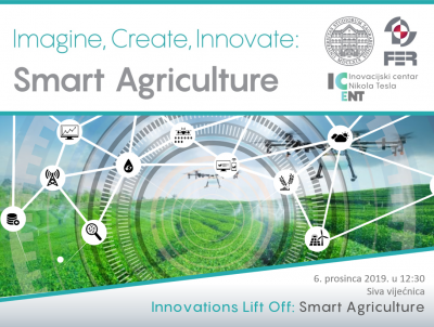 Innovations Lift Off: Smart Agriculture