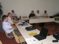 Kisek project consortium meeting