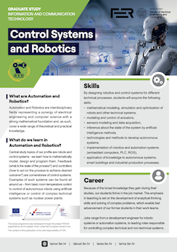 ICT Control Systems and Robotics